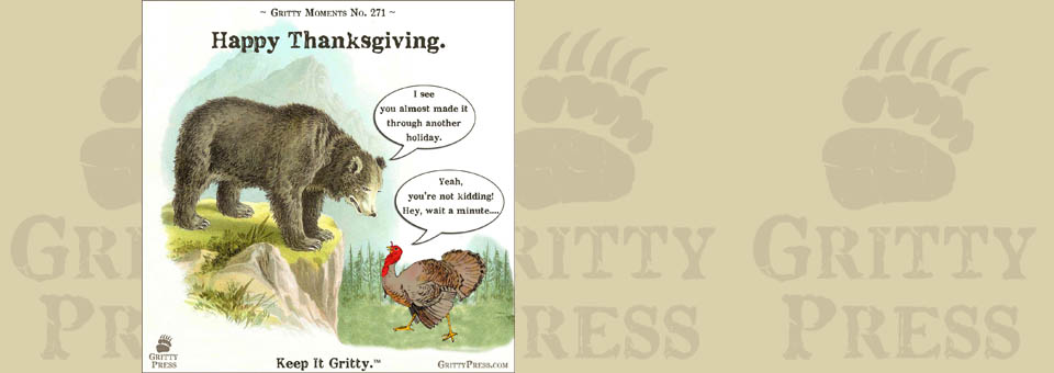 Talkin' Turkey….