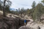 MPM peers into the slot canyon