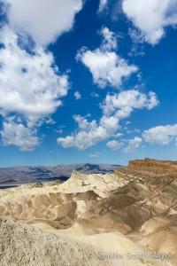 Zabrinskie Point, Death Valley National Park, California