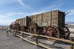 20-Mule Team ore wagon, Death Valley National Park, California