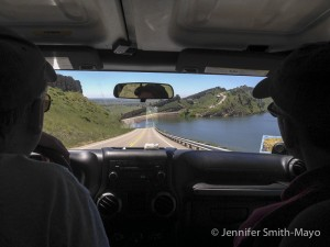 Jeep ride with Mean Pete, Colorado