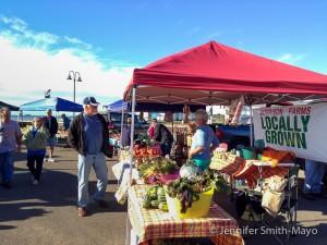 Northeast Michigan Regional Farmers Market, Tawas City, Michigan