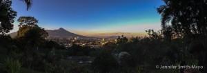 On location with Loyola Productions, Inc., in San Salvador, El Salvador